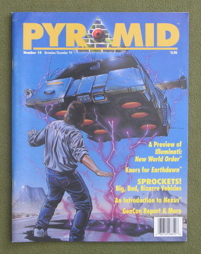 Image for Pyramid Magazine, Number 10