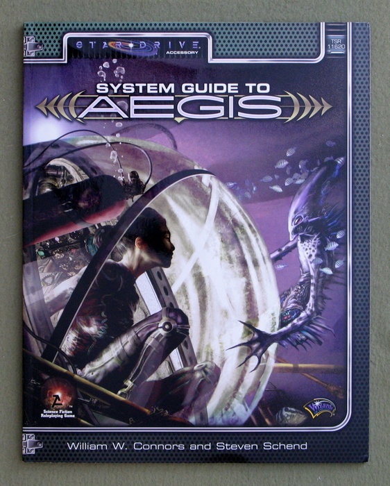Image for System Guide to Aegis (Alternity Sci-Fi Roleplaying, Star Drive Setting)