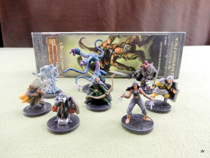 Image for Archfiends Expansion Pack (Dungeons & Dragons Miniatures)