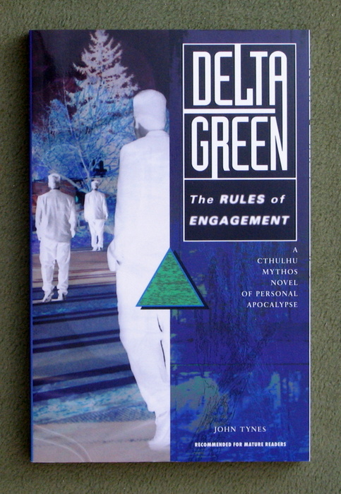 Image for Delta Green: The Rules of Engagement (Call of Cthulhu)