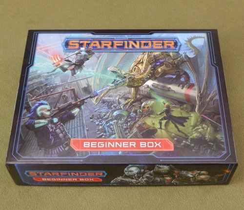 Image for Starfinder Roleplaying Game: Beginner Box