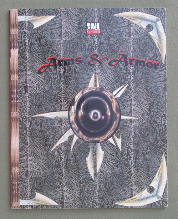 Image for Arms & Armor (D&D d20 3.0 Fantasy Roleplaying Supplement)