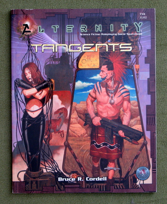 Image for Tangents (Alternity Sci-Fi Roleplaying)