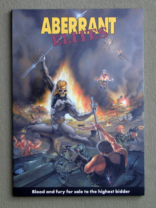 Image for Aberrant Elites (Aberrant Role Playing Game)