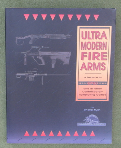 Image for Ultramodern Firearms:  A Resource for Millennium's End and all other Contemporary Roleplaying Games