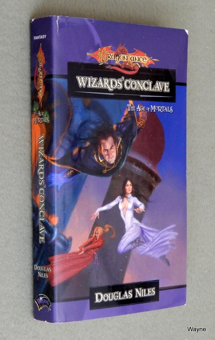 Image for The Wizards Conclave (The Age of Mortals, Vol. 5)