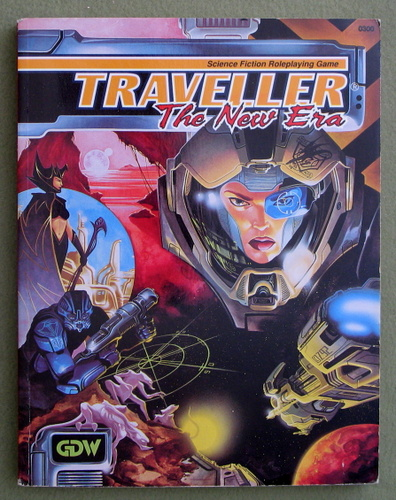 Image for Traveller: The New Era
