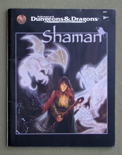 Image for Shaman (Advanced Dungeons & Dragons Accessory)