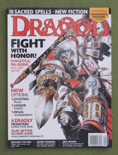 Image for Dragon Magazine, Issue 299