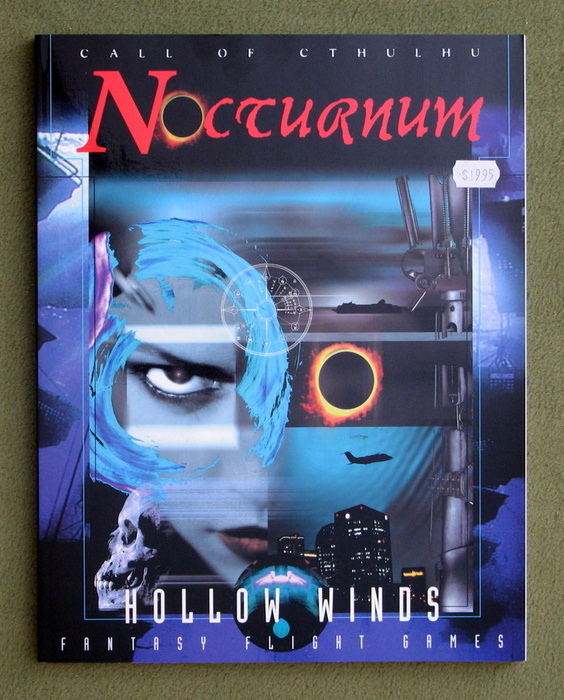 Image for Nocturnum: Hollow Winds (Call of Cthulhu)