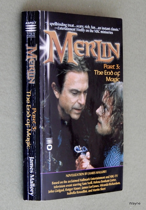 Image for Merlin, Part 3: The End of Magic
