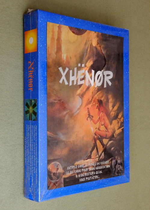 Image for Xhenor: Boardgame