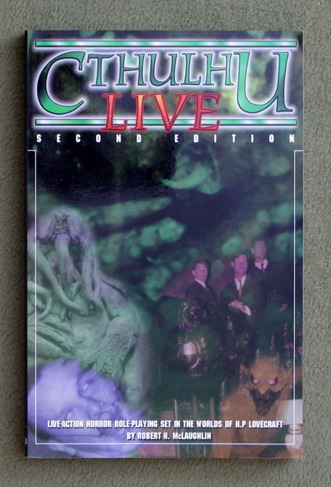 Image for Cthulhu Live: Second Edition