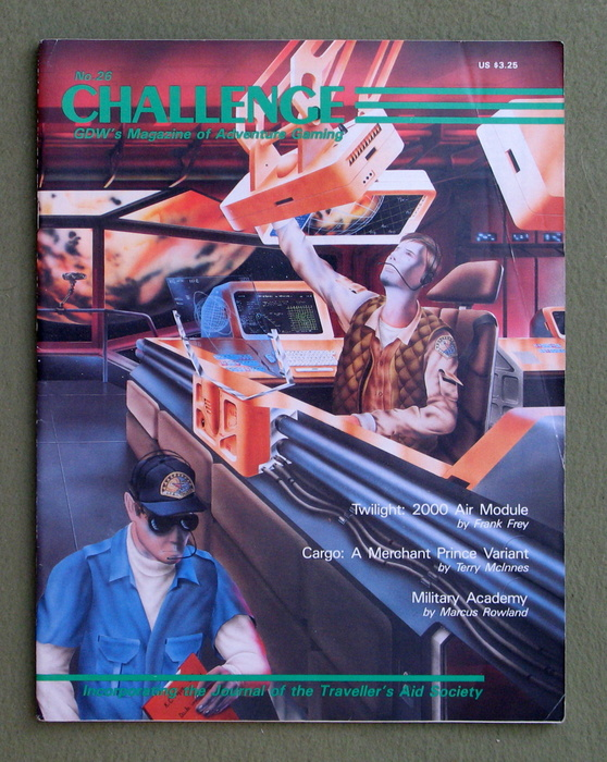 Image for Challenge Magazine, Issue 26