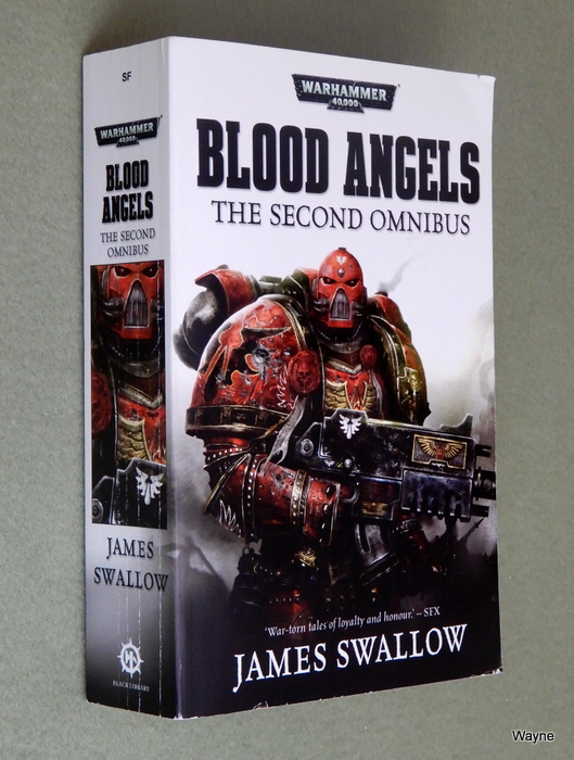 Image for Blood Angels: The Second Omnibus (Warhammer 40,000)