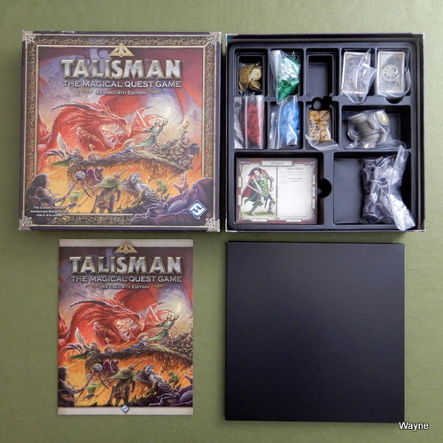 Image for Talisman: The Magical Quest Game (Revised 4th Edition)