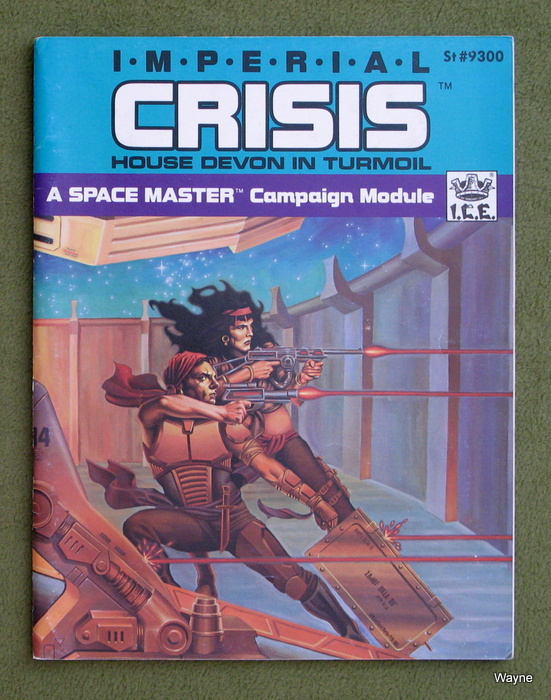 Image for Imperial Crisis: House Devon in Turmoil (Space Master)