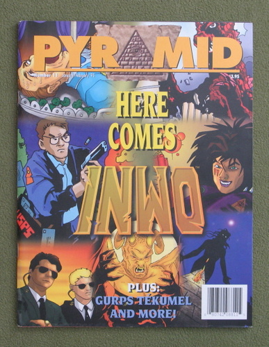 Image for Pyramid Magazine, Number 11