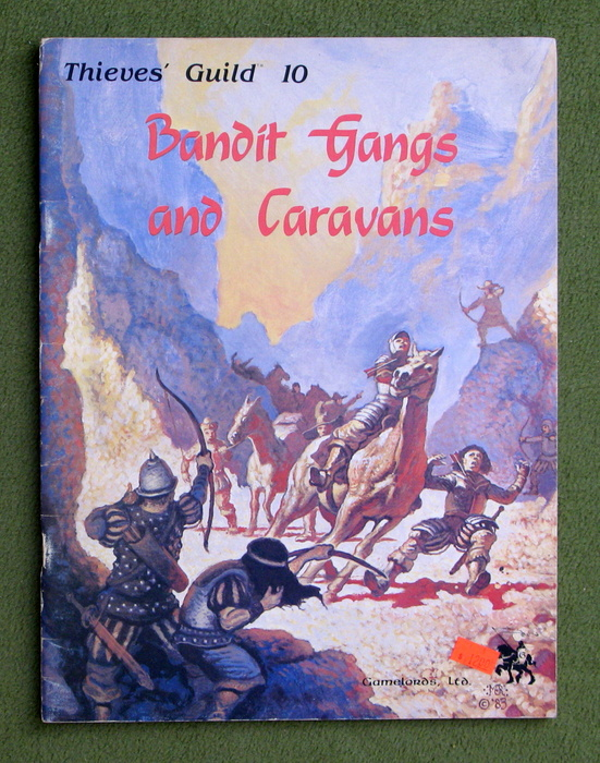 Image for Thieves' Guild 10: Bandit Raids and Caravans