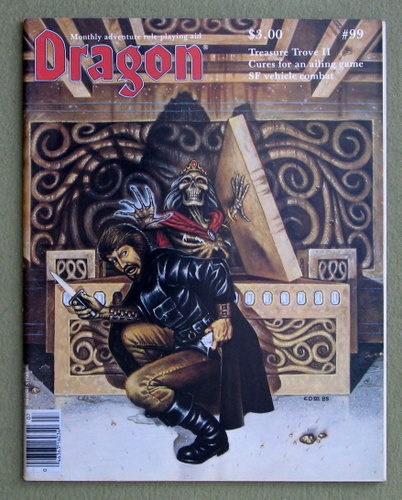 Image for Dragon Magazine, Issue 99