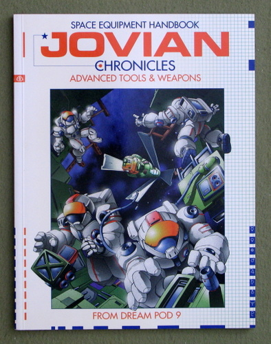 Image for Space Equipment Handbook: Advanced Tools & Weapons (Jovian Chronicles)