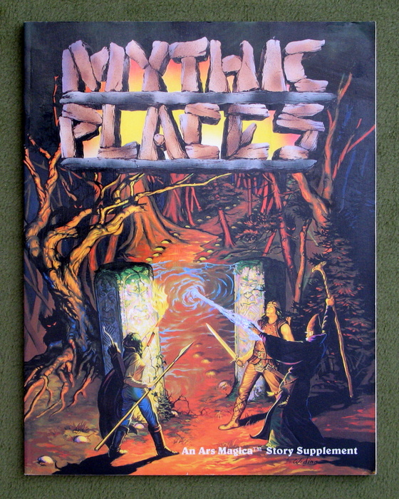 Image for Mythic Places (Ars Magica)