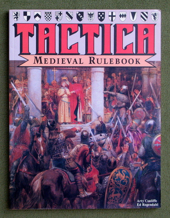 Image for Tactica: Medieval Rulebook