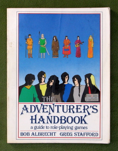 Image for The Adventurer's Handbook: A Guide to Role Playing Games - PLAY COPY