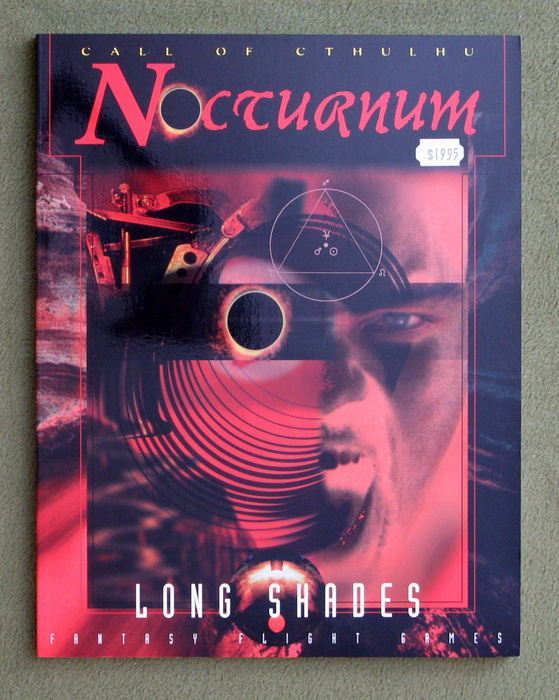 Image for Nocturnum: Long Shades (Call of Cthulhu)