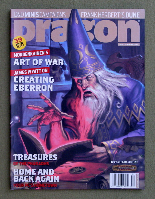 Image for Dragon Magazine, Issue 325