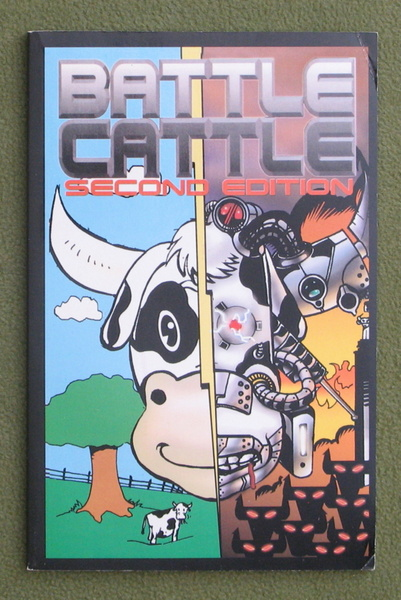 Image for Battle Cattle: Second Edition
