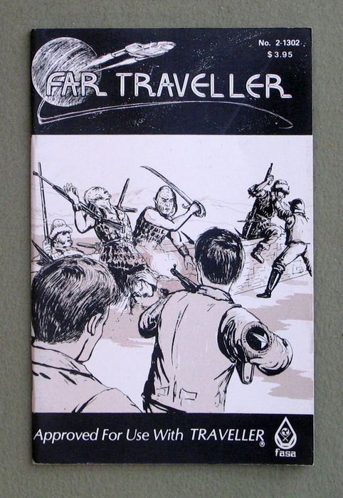 Image for Far Traveller, Issue #2