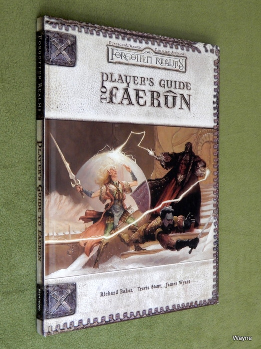 Image for Player's Guide to Faerun (Dungeons & Dragons d20 3.5 Fantasy Roleplaying, Forgotten Realms Accessory)