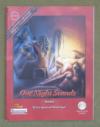 Image for Scorned: One Night Stands (Pathfinder Adventure ONS5)