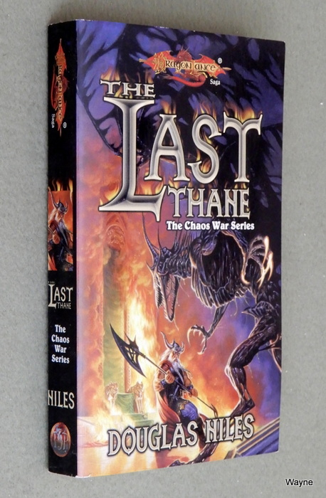 Image for The Last Thane (Dragonlance: Chaos Wars, Vol. 1)