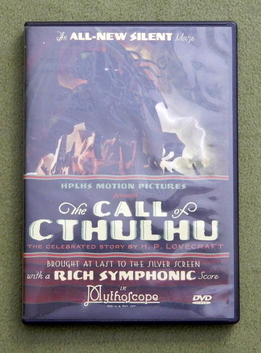 Image for The Call of Cthulhu: The Silent Film