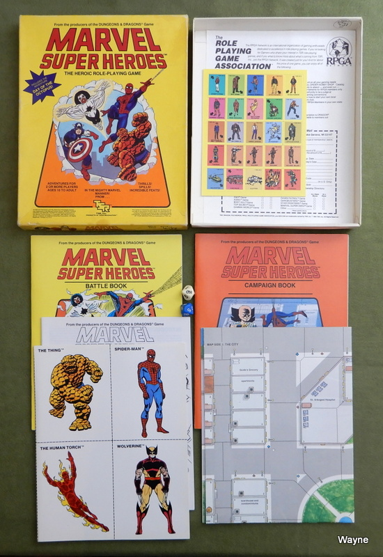 Image for Marvel Super Heroes: The Heroic Roleplaying Game