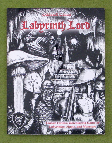 Image for Labyrinth Lord (Classic Fantasy Roleplaying Game)