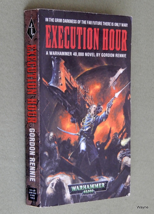 Image for Execution Hour (Warhammer 40,000)