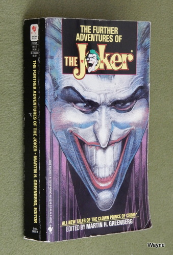 Image for The Further Adventures of The Joker