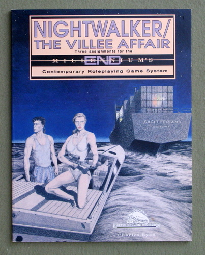Image for Nightwalker / The Villee Affair (Millennium's End)