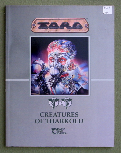 Image for Creatures of Tharkold (TORG Roleplaying Game)