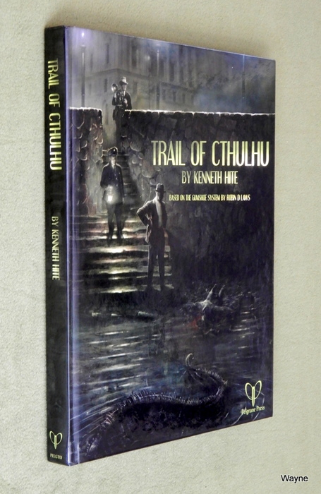 Image for Trail of Cthulhu