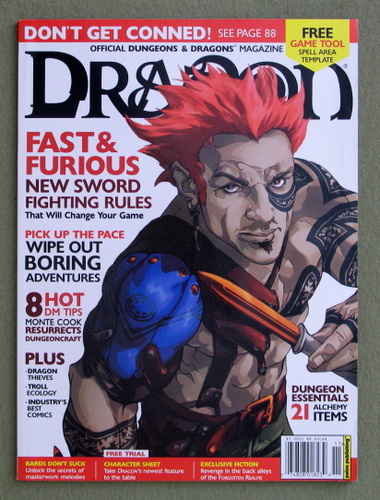 Image for Dragon Magazine, Issue 301