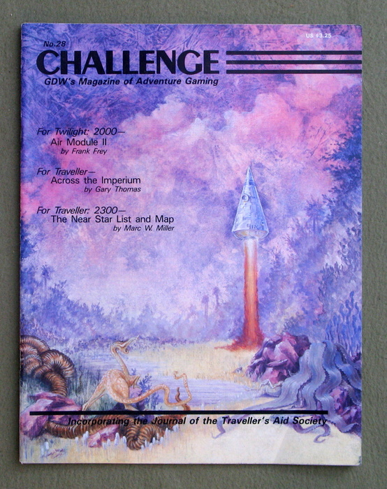 Image for Challenge Magazine, Issue 28
