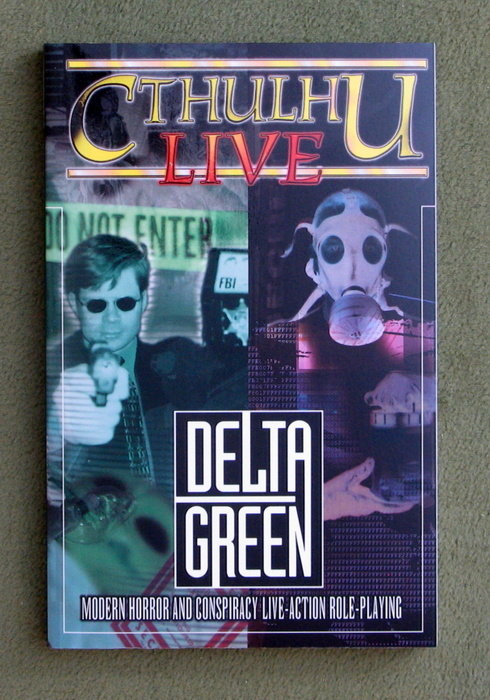 Image for Cthulhu Live: Delta Green