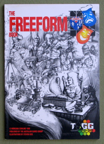 Image for The Freeform Book