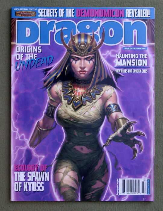 Image for Dragon Magazine, Issue 336