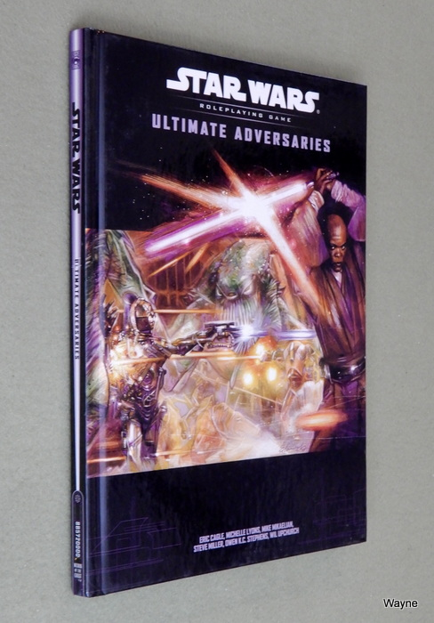 Image for Ultimate Adversaries (Star Wars Roleplaying Game)