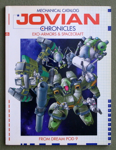 Image for Mechanical Catalogue: Exo-armors and Spacecraft (Jovian Chronicles)